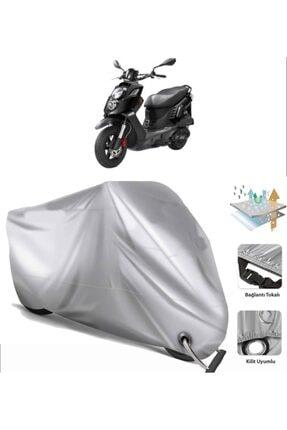 CoverPlus Pgo B2-50 Motosiklet Brandası (bağlantı Ve Kilit Uyumlu) 0