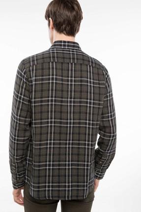 Defacto Erkek Çift Cep Kareli Gömlek I9207AZ.18AU.KH55 3