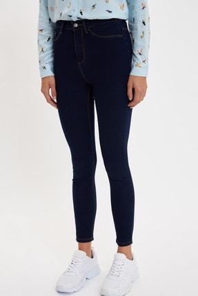 Defacto Kadın Karma 3 Kot Anna Yüksek Bel Super Skinny Jean Pantolon L0595AZ.20SP.NM35 2