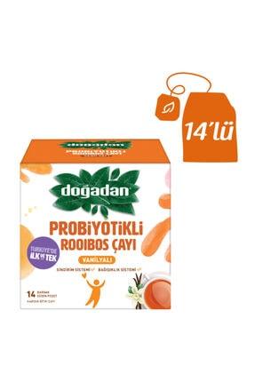Doğadan Probiyotikli Rooibos Çay 14'lü 26,6 G 0