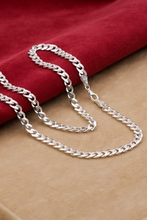 Silva Silver Klasik 925 Ayar Gümüş Zincir 1