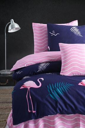 Nakkısh Flamingo Tek Kişilik Nevresim Takımı 2