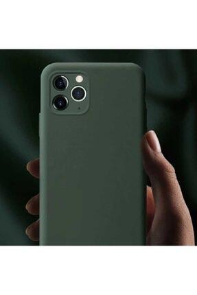 MOBAX Apple Iphone Xs 5.8 Kılıf Lsr Lansman Kadife Dokulu Kapak Lacivert 4