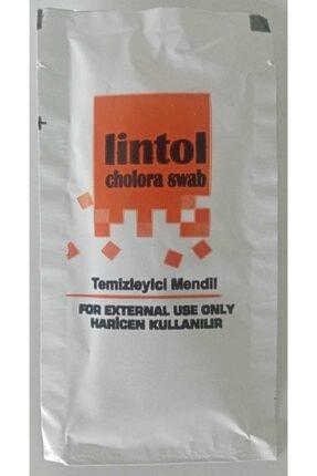 LİNTON CHOLORA SWAP Lintol Alkol Bazlı Islak Mendil 100 Adet 2