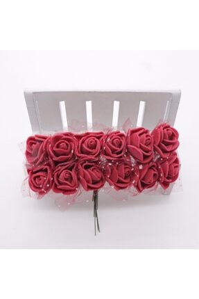 Hobigram Renkli Lateks Çiçek 1 Paket 144'Lü 1