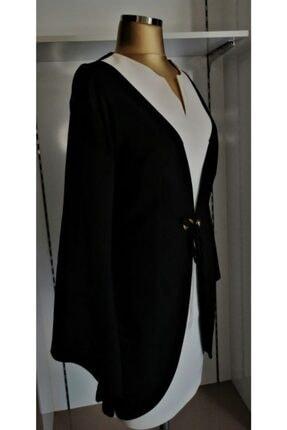 Zoi Kadın Siyah Elbise 1