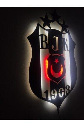 dekoraven Beşiktaş Led Işıklı Tablo 2