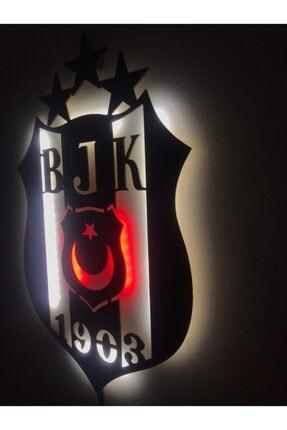 dekoraven Beşiktaş Led Işıklı Tablo 3