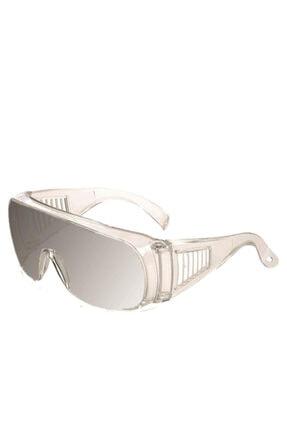ISGOKULU Baymax S700 Şeffaf Koruyucu Çapak Işçi Gözlüğü 0