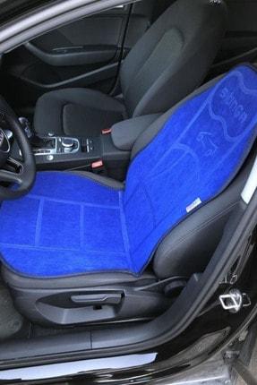 DAT Honda Civic Mavi Araba Koltuk Koruyucu Kılıf Minderi 2