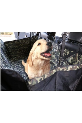 Ankaflex Araba Köpek Kılıfı Taşıma Koltuk Örtüsü Havuzu Araç Kedi Köpek Koltuk Koruma Örtüsü Çantası 1