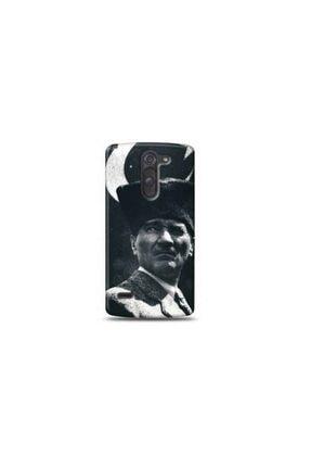 Kılıf Madeni Lg G3 Stylus Mustafa Kemal Atatürk Tasarimli Telefon Kılıfı 0