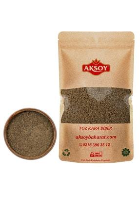 Aksoy Baharat ve Kuruyemiş Toz Karabiber 500 gr 0