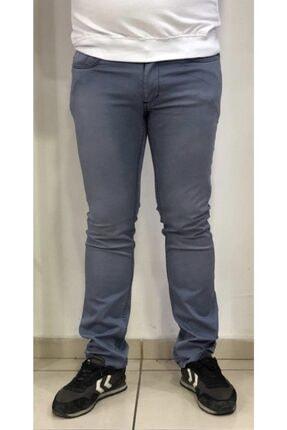 Erkek Mavi Geniş Kesim Kot Jeans Yeni Sezon Geniş Paça Pantolon DRKGS151