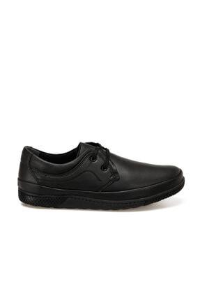 Polaris 160280.m Siyah Erkek Ayakkabı 1