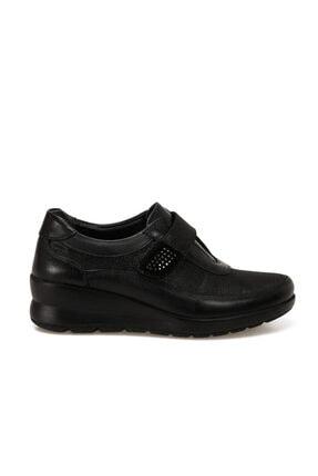 Polaris 103162PZ Siyah Kadın Comfort Ayakkabı 100555574 1