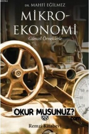 Remzi Kitabevi Mikroekonomi 0