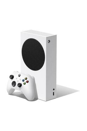 Microsoft Xbox Series S 512 GB Oyun Konsolu - Beyaz (Microsoft TR Garantili) 0