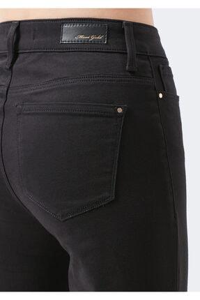 Mavi Kadın Kendra Gold Siyah Jean Pantolon 1074622002 3