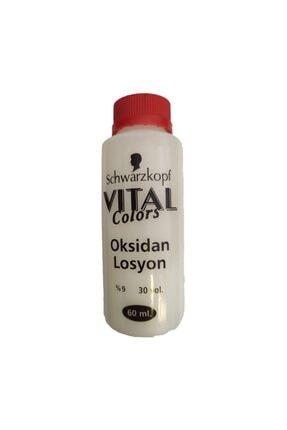 Schwarzkopf Schwarzkopf Vital Colors Oksidan 60 Ml 30 Volüm %9 0