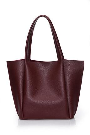 Pera Kadın Bordo Askılı Çanta 1