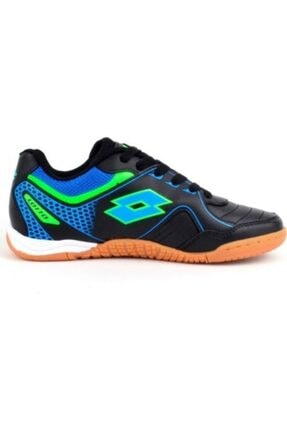 Lotto Unisex Mavi Futsal Salon Ayakkabısı 1