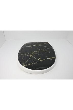 Eczacıbaşı Granit Desenli Klozet Kapağı 1