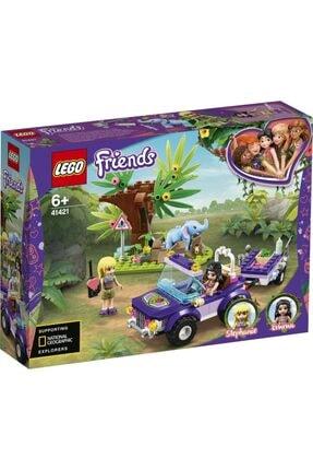 LEGO ® Friends Yavru Fil Kurtarma Operasyonu 41421 Yapım Seti 1