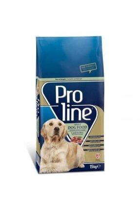Pro Line Kuzulu Yetişkin Kuru Köpek Maması 15 Kg 0