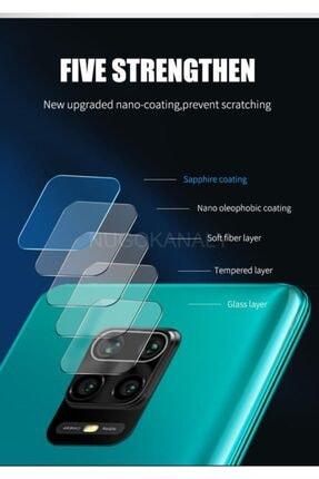 BCA Xiaomi Redmi Note 9 Pro Kamera Koruma Camı 4