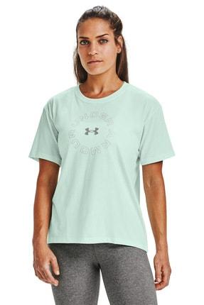 Under Armour Kadın Spor T-Shirt - Live Fashion Wm Graphicss - 1358657-403 2