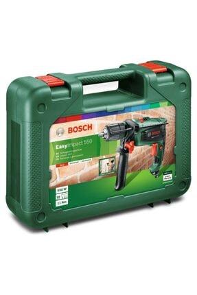 Bosch Easyımpact 550 Darbeli Matkap 550w 2
