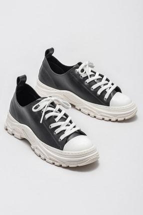 Elle Kadın Kıere Sıyah Sneaker 20KAD310 1