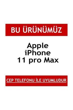 TeknoDuvar Apple Iphone 11 Pro Max Arka Cam Kırılmaz Koruma 1