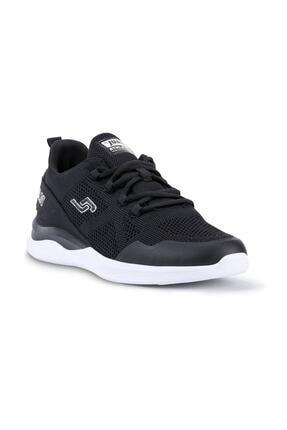 Jump 24797 Merdane Spor Siyah Beyaz Siyah Beyaz Ayakkabı 1
