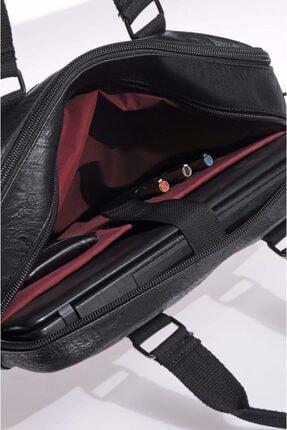 Sword Bag Siyah Laptop & Evrak Çantası 3