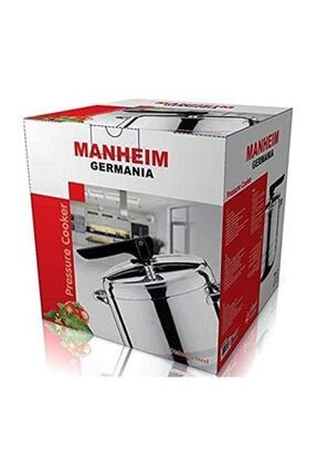Manheim 9 Lt Çelik Düdüklü Tencere 2