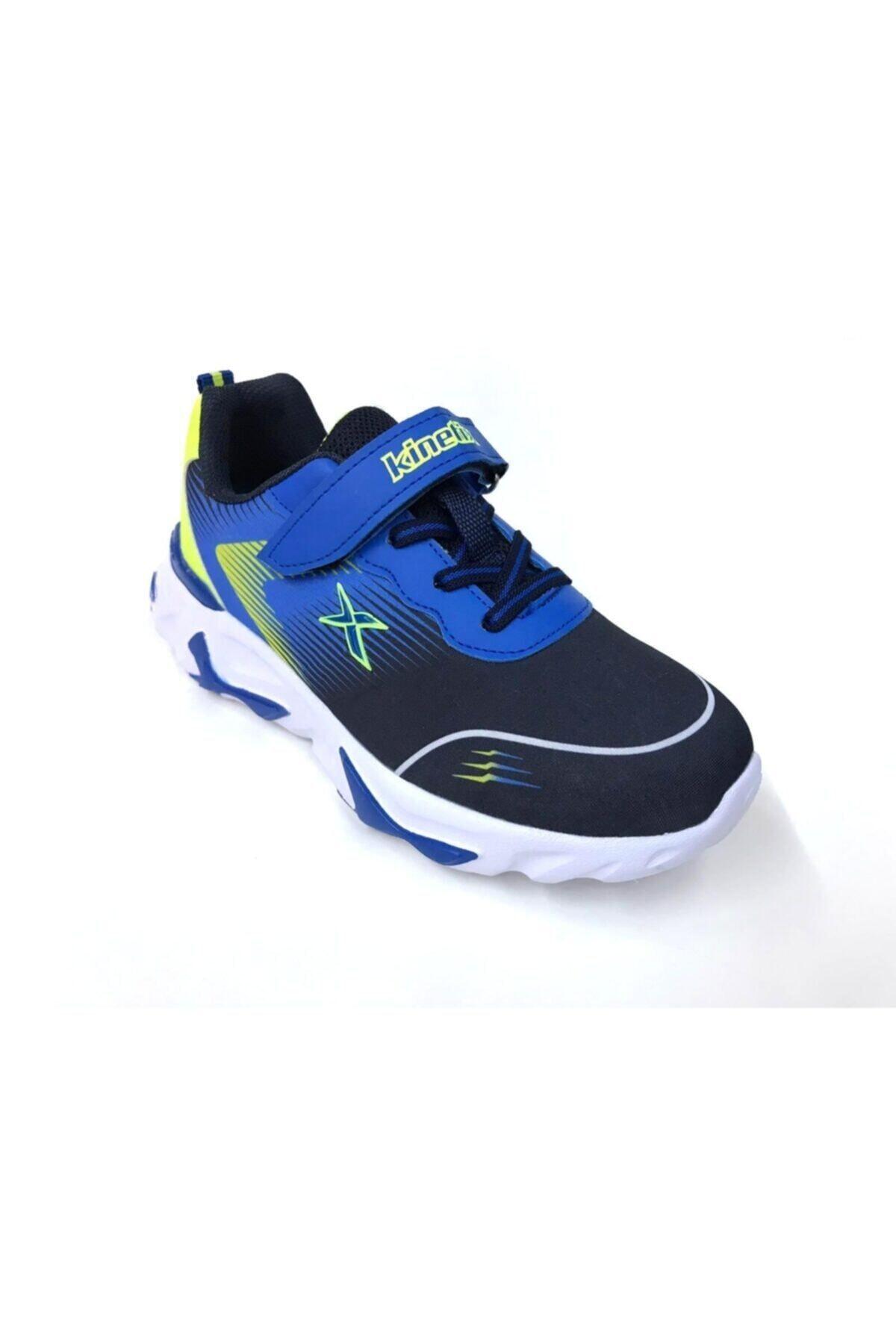 SPANG 1FX Lacivert Erkek Çocuk Koşu Ayakkabısı 100586281