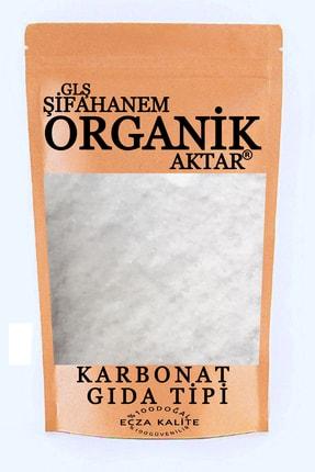 BİZİM AKTAR ORGANİK Karbonat Gıda Tipi Yenilebilir Sodyum Bikarbonat 500 gr 0
