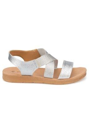 Polaris 91.150787PZ Gümüş Kadın Sandalet 100374740 2