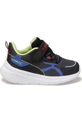 Kinetix Porter Siyah Sax Hafif Comfort Ortapedik Erkek Çocuk Spor Ayakkabı 1