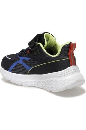 Kinetix Porter Siyah Sax Hafif Comfort Ortapedik Erkek Çocuk Spor Ayakkabı 2