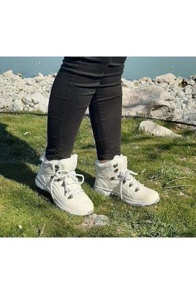 Lumberjack Debora Kadın Beyaz Bot Beyaz-38 100550462 0