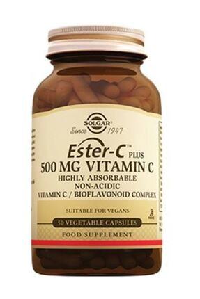 Solgar Ester-c Plus 500 mg 50 Kapsül 033984010383 0
