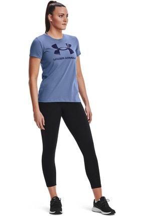 Under Armour Kadın Spor T-Shirt- Live Sportstyle Graphic SSC - 1356305-470 2