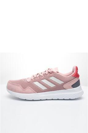 adidas ARCHIVO Pembe Kadın Koşu Ayakkabısı 100531383 0