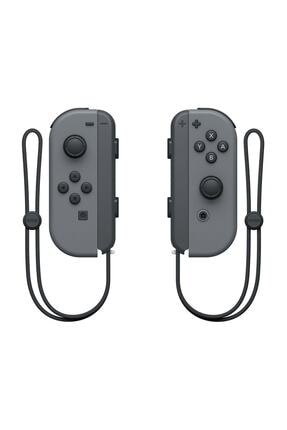 Nintendo Switch Konsol Gri - Yeni Geliştirilmiş Batarya 4