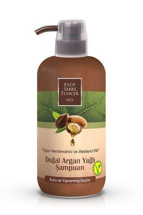 Eyüp Sabri Tuncer Doğal Argan Yağlı Şampuan 600 ml Pet Şişe 0