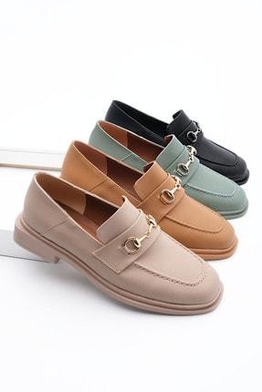 Marjin Kadın Loafer Ayakkabı Racesbej 2