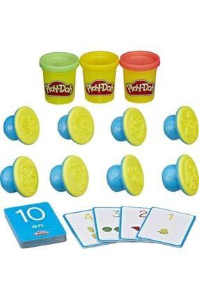 Play Doh Rakamlar ve Sayılar 1